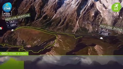 CCC® 2019D route preview
