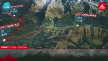 UTMB® 2019D route preview