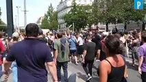 Nantes : manifestation tendue contre les violences policières