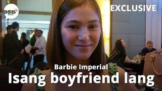 Barbie Imperial walang closure sa nag-iisang ex-boyfriend