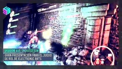 Lanzamiento del Dragon Age: Inquisition