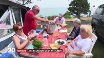 Vacances : les Français plébiscitent la Bretagne et boudent la Côte d'Azur