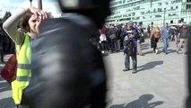 Cientos de personas detenidas en Rusia durante manifestación de la oposición