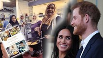 Meghan - Harry Made A Secret Christmas Visit To Hubb Community As Book Is Nominated For Top Prize