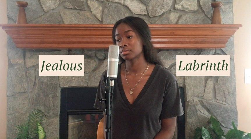 Jealous - Labrinth || Alicia Gabrielle Cover