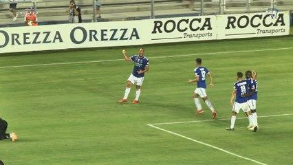 Bastia 1-0 Furiani : Le but de Y. Bocognano
