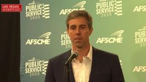 Beto O'Rourke responds to mall shooting in El Paso, TX