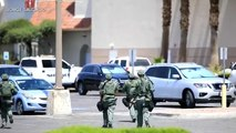 Witness describes shooting at El Paso, Texas mall