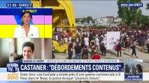 Mort de Steve Maia Caniço: recueillement et tensions à Nantes (1/2)