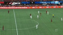 Atlanta United 2-0 Los Angeles Galaxy Giancarlo González Goal 04.08.2019 USA MLS