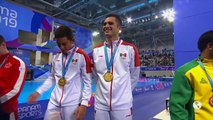 Gold medals for Sarah Bacon and Mexico in diving, Colombia and USA in Cycling at Pan Am games