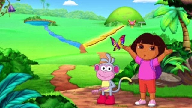 Dora the Explorer S07E18 - The Butterfly Ball
