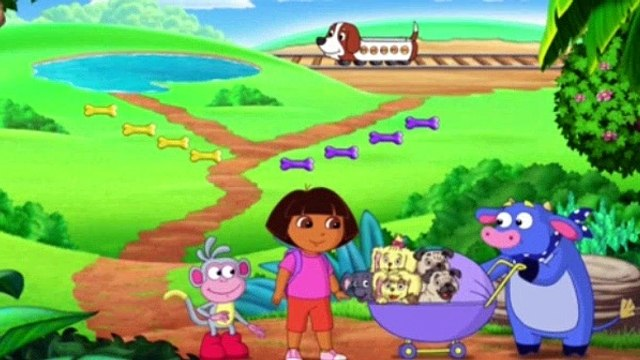 Dora the Explorer S08E02 - Puppies Galore