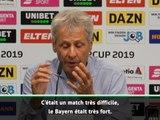 """Allemagne - Favre : """"Nous voulions gagner ce match, quoi qu'il arrive"""""""