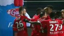 29/11/17 : Benjamin André (84') : Angers  - Rennes (1-2)