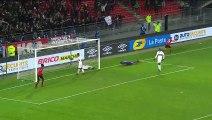 10/01/18 : Adrien Hunou (90'+3) : Rennes - Toulouse (4-2)