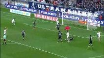 17/03/18 : Yoann Gourcuff (86') : Bordeaux - Rennes (0-2)