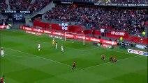 19/05/18 : Adrien Hunou (13') : Rennes - Montpellier (1-1)