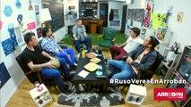 Ruso Verea en el living con Ripoll - Prog #122