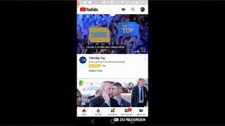 YouTube é o aplicativo de vídeo que mais lucrou na Apple Store, Google eliminou o www da barra de enderaço do Google Chrome, Google instala tema Material na Google Play - Hoje no TecWord