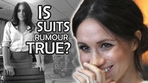 Why Duchess Meghan Returning To Suits Rumour Is Highly Unlikely