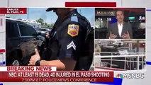 Massacre cette nuit dans un centre commercial du Texas: Un homme de 21 ans a ouvert le feu faisant 20 morts et 26 blessés
