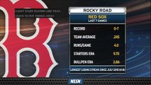 Red Sox Struggling In All Areas Amid Seven-Game Losing Streak