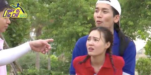 """Lan Ngọc bị dàn cast """"trừng phạt"""" sau chiến thắng mùa 1 Running Man Việt Nam"""