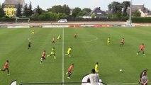 N2 - Amical. Les buts de FC Lorient - FC Nantes (1-2)
