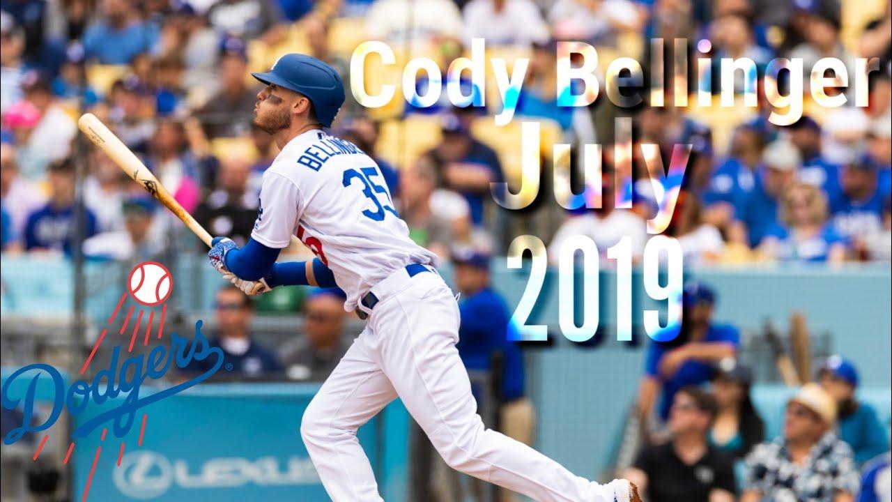 Cody Bellinger – Highlights July 2019