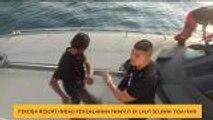 Pekerja resort imbau pengalaman terperangkap di laut selama tiga hari