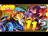 Crash of the Titans Walkthrough Part 11 (X360) 100% Episode 11 • Shock and Awesome