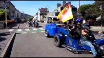 Motor Show de Vaivre : motos et voitures américaines paradent dans Vesoul