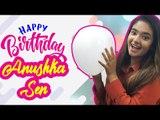 Exclusive: Birthday celebration of Anushka Sen