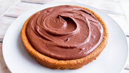 Vanilla & Chocolate Whip Torte - Recipe RFHB