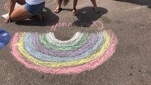 Coutainville la plage, un week-end artistique