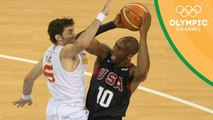 Spain vs USA - Gold Medal Match - Beijing 2008 - Throwback Thursday