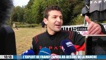 """Vidéo - Zapata : """"Je suis fier d'être français et avant tout marseillais"""""""