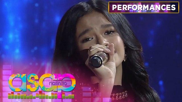 "Idol PH Grand Winner Zephanie belts out ""Isa Pang Araw""   ASAP Natin 'To"