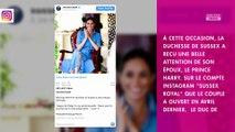 Meghan Markle : le prince Harry lui adresse un beau message pour son anniversaire