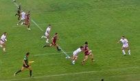 Le résumé du match amical entre l'UBB et le RCT