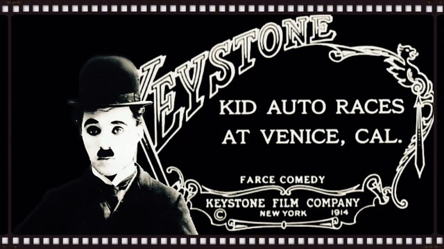 "Charlie Chaplin in Kid Auto Races at Venice AKA ""The Pest"" (1914)"
