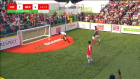 Mexico secure double at Homeless World Cup