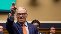 Jay Inslee Running For President To Avert Climate Change