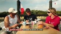 Charente-Maritime : les carrelets, des cabanes de pêcheur perchées sur l'eau