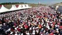 Erdoğan: '426 km'lik İstanbul-Bursa-İzmir otoyolunun tamamını hizmete sunmuş oluyoruz' - BURSA