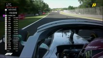 #HungarianGP | الأعصاب مشدودة على وجوه فريق ريد بول مع اقتراب السباق من نهايته