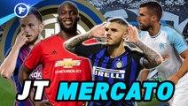Journal du Mercato : ça bouge enfin à l'Inter Milan