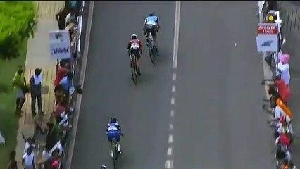 Cyclisme - Tour de Guadeloupe - Victoire de Maxime Urruty sur la 1ère étape !