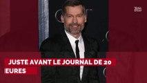 Alexandra Lamy va jouer un couple avec Nikolaj Coster-Waldau, l'interprète de Jaime Lannister dans Game of Thrones !
